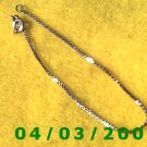 Silver Bracelet   (005)
