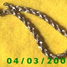 Gold Bracelet    016