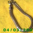 Silver Bracelet    019