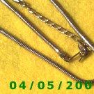 Gold Necklace    E5017
