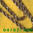 Gold Necklace     E6020