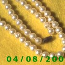 Pearl Necklace     E6024