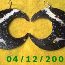 Pierced Earrings     Q1024