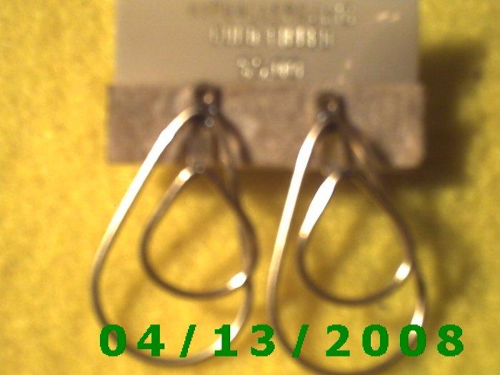 Gold Filled Pierced Earrings         Q2009