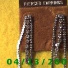Rhinestone Earrings     Q2006