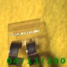 Hoop Silver Pierced Earrings     Q2024
