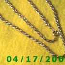 Gold Necklace     E3011
