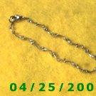 Silver Bracelet     B001