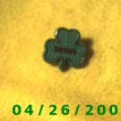 MDA Shamrock Hat Pin      131