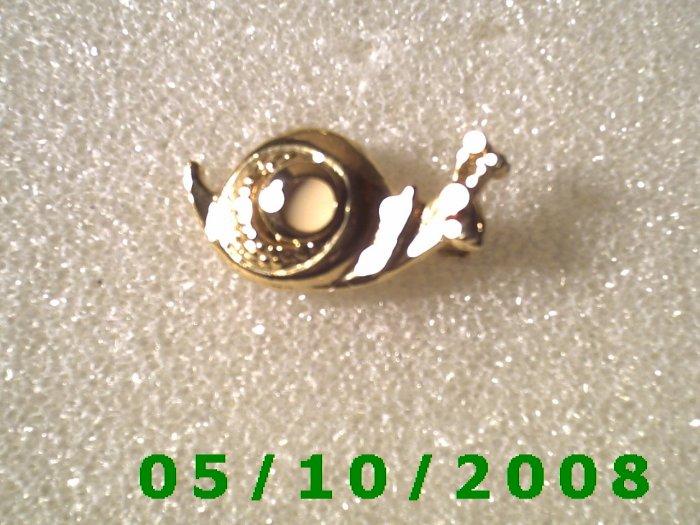 Snail Pin  (098)