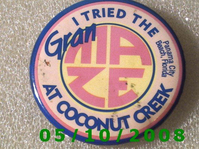 I Tried The Gran Maze At Coconut Creek Pin A070
