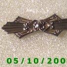 Silver Pin  A091