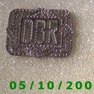 Silver DBR Pin