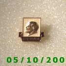 Gold Russian Pin