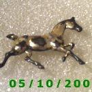 Silver Horse Pin
