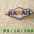 Hawaii Pin signed 1982 Westmark inc