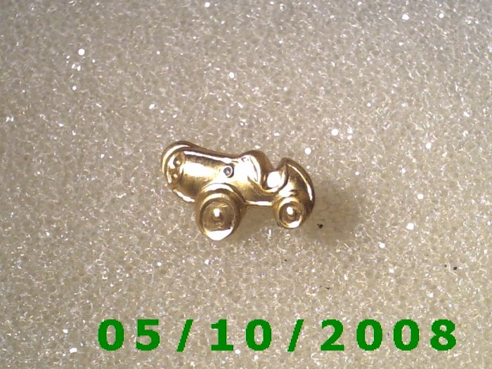Race Car Pin