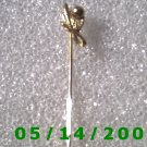Gold Leaf and Pearl Stick Pin.......   B054
