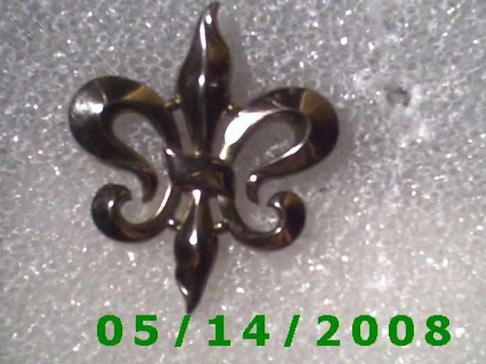 Silver Scout Pin    B016