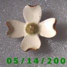 Flower Pin  B001