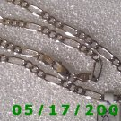 "18"" Silver .925  Necklace 5mm (007)"