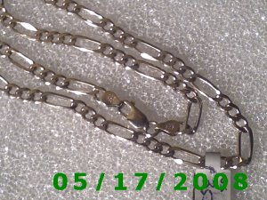 """18"""" Silver .925  Necklace 5mm (007)"""