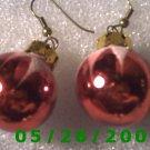 Ornament Pierced Earrings     C014