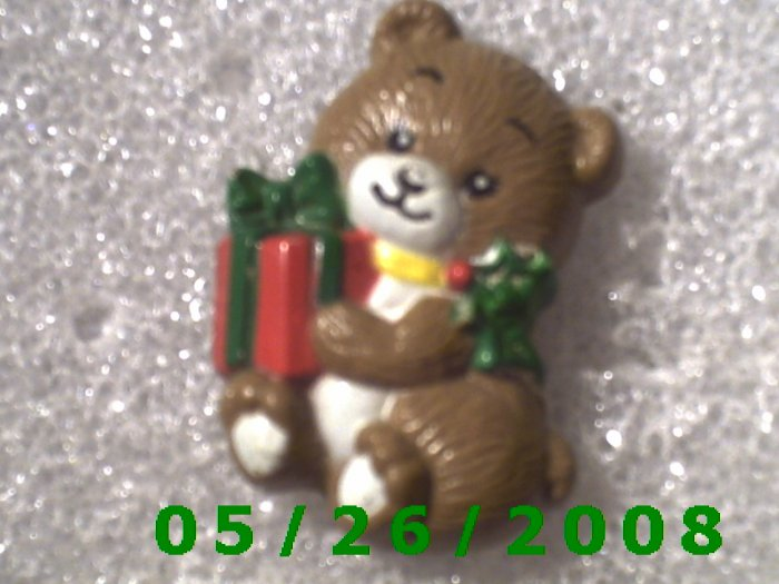 Teddy Bear with Gift Pin     C009