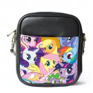 My Little Pony Two Sides Sling Bag Shoulder Bag Girl Women Ladies Crossbody Bags Purses