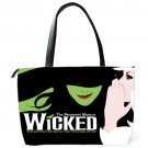 Wicked The Broadway Musical ( Big Bag Twin Sides ) Shoulder Bag Tote Handbag Purse