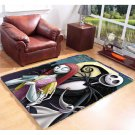 Jack The Nightmare Before Christmas 5'x3'3'' Living Room Home Kichent Coffe's Most Popular Area Rugs
