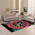 KISS Band Carpet Living Room 5'x3'3'' Home Kichent Coffe's Most Popular Area Rugs