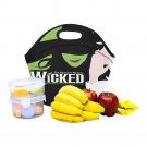 The Broadway Musical Wicked Food Bag Neoprene Lunch Bag Lunch Box Reusable Tote Bags