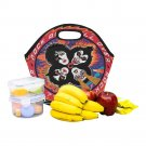 Kiss Band Food Bag Small Neoprene Lunch Bag Most Popular Lunch Box Reusable Tote Bags