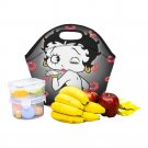 Betty Boop Food Bag Small Neoprene Lunch Bag Most Popular Lunch Box Reusable Tote Bags