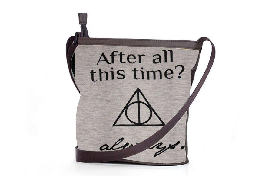 Quates Harry Potter Shoulder Handbags Best Anti Theft Sling Bags Ladies Women's Teen Retro