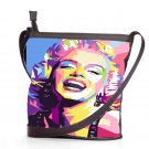 Art Marilyn Monroe Shoulder Handbags Best Anti Theft Sling Bags Ladies Women's Teen Retro
