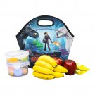 How to Train Your Dragon Neoprene Lunch Bag Waterproof Insulated Lunch Bag Tote for Kids, Women, Men