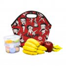 Betty Boop Fun Coofit Neoprene Lunch Bag Waterproof Insulated Lunch Bag Tote for Kids, Women, Men