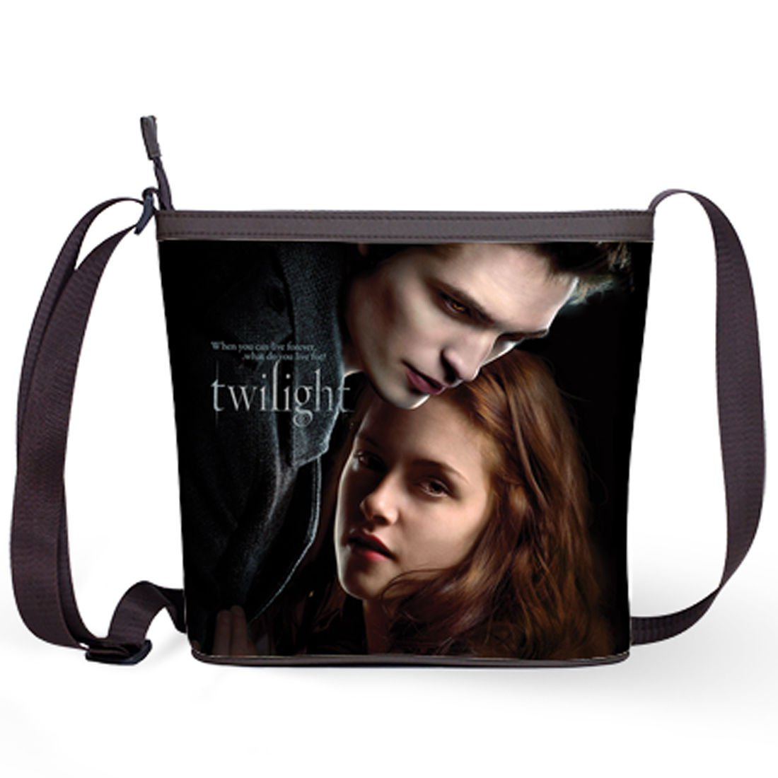 The Twilight Saga Shoulder Handbags Sling Bags Ladies Women's Teen Unique Shaped Handbags