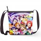 Anime Japanese Love Live Shoulder Handbags Sling Bags Ladies Women's Teen Unique Shaped Handbags