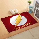 "The Flash Superhero Doormat 24""x16"" Non Slip Mat Personalized Rugs Carpets Door Mats Floor Mats"