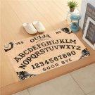 """Magic Ouija Board Doormat 24""""x16"""" Non Slip Mat Rugs Carpets Door Mats Floor Mats"""