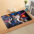 "Han Solo Luke Skywalker Star War Doormat 24""x16"" Non Slip Mat Rugs Carpets Door Mats Floor Mats"