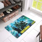 "Watchmen Superhero Doormat 24""x16"" Non Slip Mat Rugs Carpets Door Mats Floor Mats"