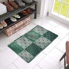 """Slytherin Harry Potter Doormat 24""""x16"""" Non Slip Mat Rugs Carpets Door Mats Floor Mats"""