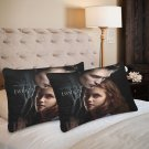 The Twilight Saga Set 2 Items Pillow Case 20 x 30 One-Side Printed Best Pillow Quality Fabric