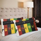 Game of Thrones Set 2 Pillow Case 20 x 30 One-Side Printed Best Pillow Quality Fabric