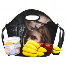 The Twilight Saga Fun Cool Neoprene Lunch Bag Large Waterproof Insulated Lunch Bag Kids, Women, Men