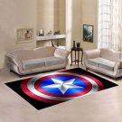 Captain America Shield Area Rug Carpet Living Room 5'x3'3'' Home Kichent Coffe's Popular Area Rugs
